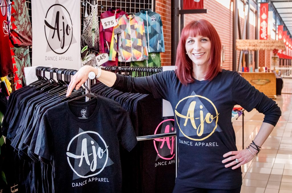 About A-jo Dance Apparel